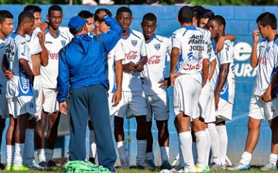 """La Selección Mundialista de Honduras Sub-17 es una de las doce repersentaciones que participarán en """"La Copa Mitad del Mundo"""" que se realizará en Ecuador."""