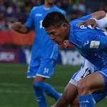 En manos de Alemania clasificación de Honduras