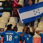 Dramática victoria de Honduras