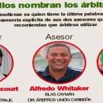 Sonia Denoncourt y Bryan Hall manejan el arbitraje de la Concacaf
