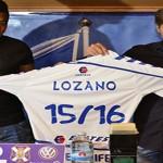 Anthony Lozano podría debutar contra la UD Las Palmas