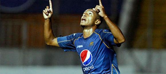 Eddie Gabriel Hernández, reforzará la delantera del Motagua para el Torneo Clausura y la Liga de Canpeones de Concacaf.