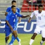 Panamá ganó el primer partido de la serie a la Sub-23 de Honduras