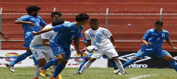 Honduras jugará en el Grupo B junto al actual campeón sub 23 México, Haití y el ganador del repechaje entre Guatemala y Costa Rica se conoció este día después del sorteo realizado en Los Angeles.