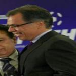Ernesto Mejía, electo secretario de Fenafuth