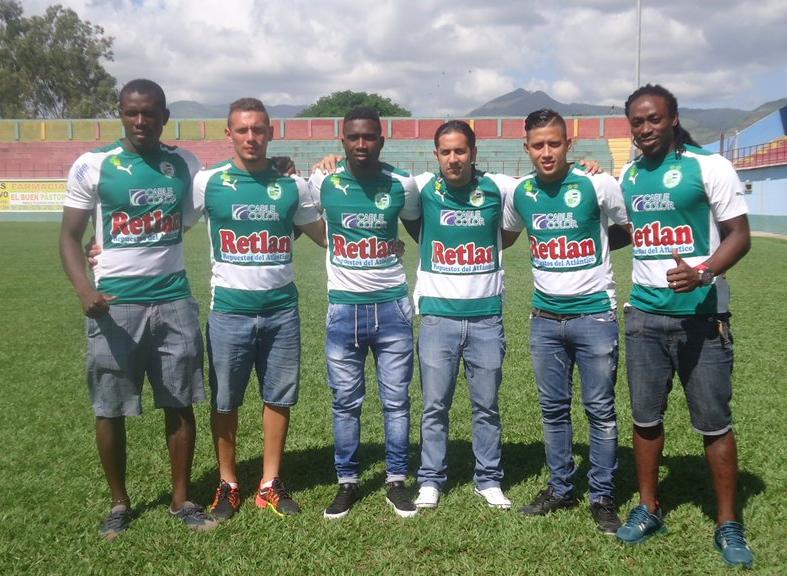 Altas Juticalpa FC Clausura 2016