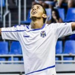 Lozano sumó séptimo gol en triunfo del Tenerife