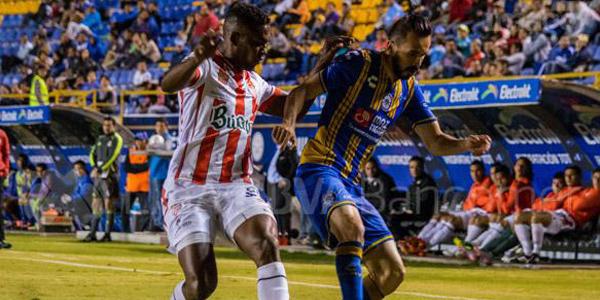Bryan Beckeles vs San Luis