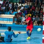 Cuba y Curazao clasificaron al Campeonato de Futsal de Concacaf
