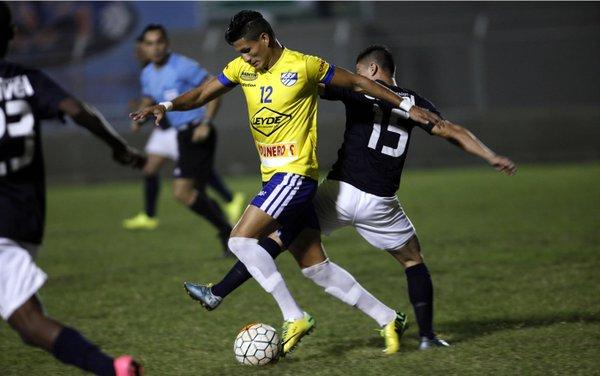 Honduras Progreso vs Victoria fecha 4 Clausura 2016