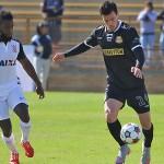 FT Strikers empató contra campeón brasileño Corinthians