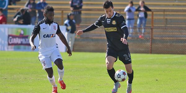 FT AurelioSacoVertiz y Strikers contra SC Corinthians