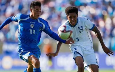 Honduras tuvo que remontar un marcador adverso desde la primera mitad para terminar venciendo tres goles a uno a su par de Nicaragua en un partido amistoso el miércoles en Managua.