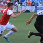 Jacksonville Armada FC firmó al hondureño Júnior Sandoval