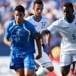 Pinto y Honduras a su exámen 20 contra Nicaragua
