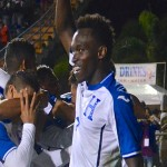 Alberth Elis impulsa a Honduras a un empate contra Colombia
