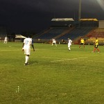 Michael Chirinos rescata a Honduras contra Colombia