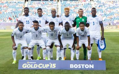 Honduras vs Panama 2015