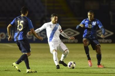 Guatemala vs Honduras