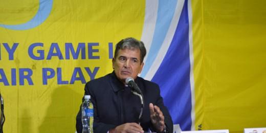 Jorge Luis Pinto, entrenador de Honduras aceptó en conferencia de prensa después de la derrota 1-3 ante Guatemala el miércoles, estar preocupado por el desempeño de sus dirigidos.