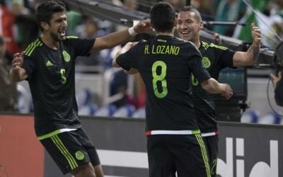 México venció este miércoles 2-0 a su similar de Senegal en partido amistoso jugado en el Marlins Park de Miami, con goles de Jesús Dueña y Rodolfo Pizarro