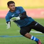 Noel Valladares el gran ausente contra El Salvador