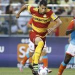 ((video)) Wilson Palacios suplente en el debut de Miami FC en la NASL