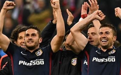 Atlético de Madrid clasificó el martes a la final de la Liga de Campeones por segunda vez en tres temporadas pese a perder 2-1 en su visita al Bayern Munich,