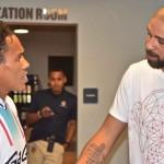 Rambo De León y Adriano generan expectación en Miami