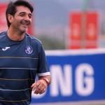 Diego Vázquez enfrentará a River Plate, el equipo donde se formó
