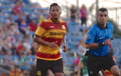 Ramón Nuñez tiene dos asistencias y un gol en tres partidos como titular
