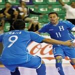 Honduras debuta contra México en el Pre Mundial de Futsal
