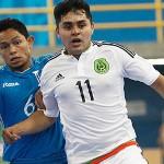México bautizó a Honduras en el Futsal de Concacaf