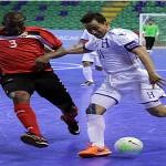Honduras define hoy clasificación al Pre Mundial de Futsal