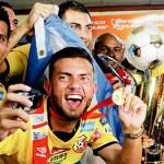 Medford se corona campeón ante Alajuelense de Claros y Discua