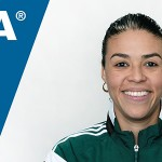 Melissa Patrana, orgullo del arbitraje hondureño estará en Río 2016