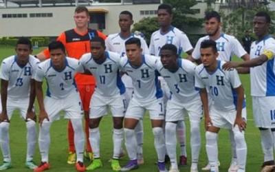 La Seleccion Sub 20 se ha preparado en Nicaragua y Costa Rica para las eliminartorias al Mundial de Corea 2017