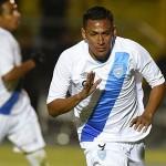 Gerson Tinoco anotó en empate de Guatemala contra Venezuela