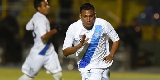 El hondureño naturalizado Gerson Tinoco, anotó el gol de Guatemala en el empate 1-1 ante Venezuela el miércoles, en un partido de preparación de la vinotinto previo a su debut en la Copa América, disputado en el Lockhart Stadium de Fort Lauderdale, en Florida.