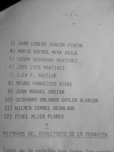 Los jugadores pasados de edad en la selección juvenil de 1985