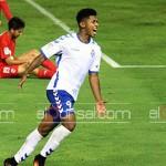 Anthony Lozano rescató al Tenerife