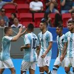 Olarticoechea y Correa lamentan eliminación de Argentina
