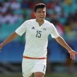Erick Gutiérrez impone récord en goleada de México a Fiji