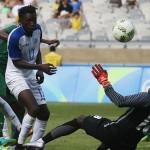 Honduras sin medalla olímpica pero digna hasta el final