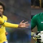 Neymar y Brasil buscarán vencer a la muralla Buba López