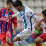 Quinta derrota consecutiva para Olimpia en Liga de Campeones
