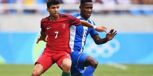 Romell Qioto contra Andre de Portugal el 7 de Agosto, 2016 en Río de Janeiro