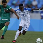 Agónicamente, Honduras vence a Argelia en Río 2016
