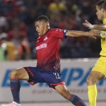 A pesar del primer gol de Roger Rojas, Cimarrones perdió invicto en casa