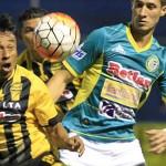 Doblete del argentino Domingo Salazar ante Juticalpa FC lo hace líder de goleo